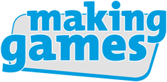Making Games Logo